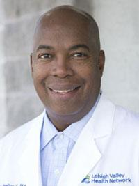 Garry A. Hamilton, MD headshot