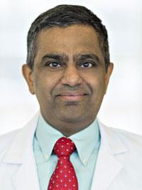Karthik P. Sheka, MD headshot