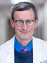 William T. Kesselring, MD headshot