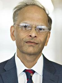 Praveer Jain, MD headshot