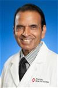 Hussain G. Malik, MD headshot