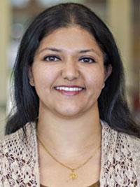 Maanvi G. Kumar, MD headshot