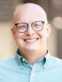 Barry J. Veet, AuD headshot