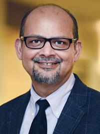 Shahzad A. Khan, MD headshot