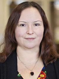 Melania N. Falik, CRNP headshot