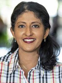 Manju  M. Thomas, MD headshot