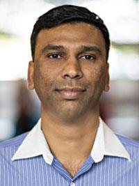 Pradeep K. Adumala, MD headshot