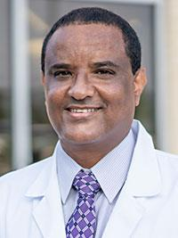 Mohammed Y. Abdu, MD headshot