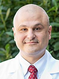 Faton Bilali, MD headshot