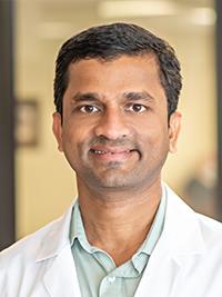 Venkata S. Kanthimathinathan, MD headshot