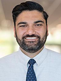 Nupam A. Patel, MD headshot