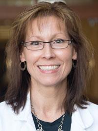 Cheryl H. Bitting, CRNP headshot