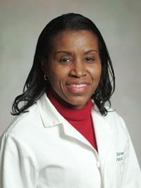 Sabrina J. Logan, MD headshot