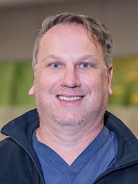 Shawn J. Bausher, PA-C headshot