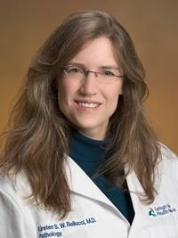 Kirsten S. Bellucci, MD headshot