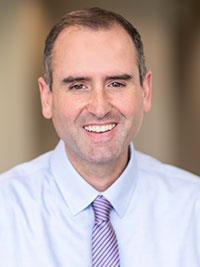 Robert E. Budinetz, MD headshot