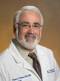 Peter E. Fisher, MD, MBA