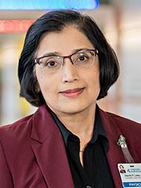 Shanthi P. Lewis, MD headshot