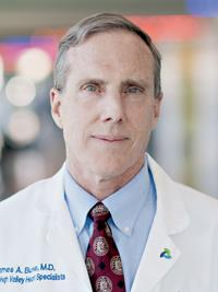 James A.  Burke, MD, PhD, MS headshot