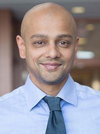 Shashin Shah, MD headshot