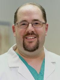 Daniel M. Roesler, MD headshot