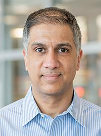Hari P. Joshi, MD headshot