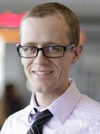 Nathan P. Fenstermacher, PA-C headshot