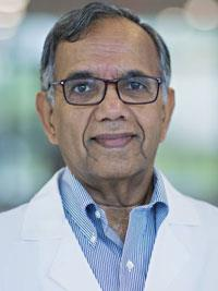 Kailash R. Makhija, MD headshot