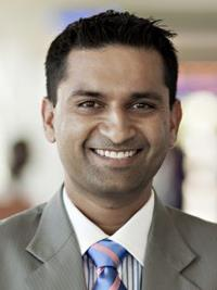 M. Bijoy Thomas, MD headshot