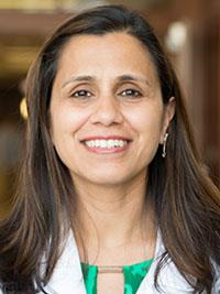 Monika Mahajan, MD headshot