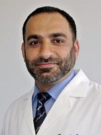Tayyab Ali, MD headshot