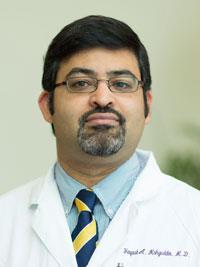Yaqoob A. Mohyuddin, MD headshot
