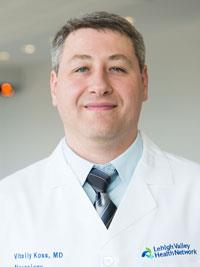 Vitaliy Koss, MD headshot
