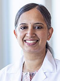 Ashwini Kamath Mulki, MD headshot