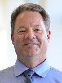 Mark J. Graber, CRNP headshot
