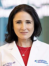Ellina C. Feiner, MD headshot