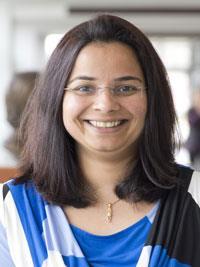Khyatiben B. Patel, CRNP headshot