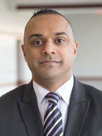 Raji G. Mathew, MD headshot