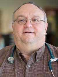 James F. Caggiano, MD headshot