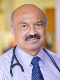 Chandra M. Mohan, MD headshot
