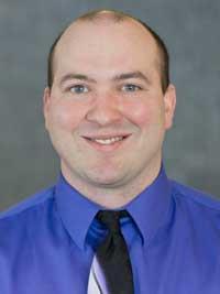 Daniel Gavio, DC headshot