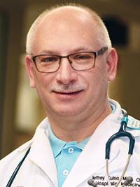 Jeffrey P. Kulsa, CRNP headshot