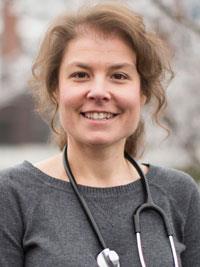 Heather A. Sugarman, CRNP headshot