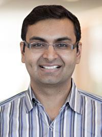 Kaushik Patel, MD headshot