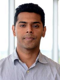 Pramod K. Mambalam, MD headshot