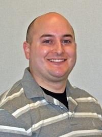 Joshua A. Iachini, CRNA headshot