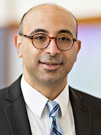 Sameh S.W. Morkous, MD headshot
