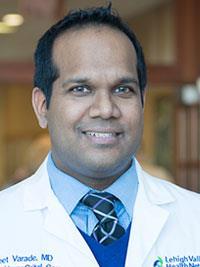 Preet M. Varade, MD headshot