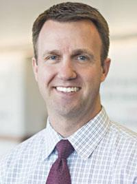 Aaron U. Blackham, MD headshot