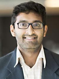 Siddhartha Y. Maru, MD headshot
